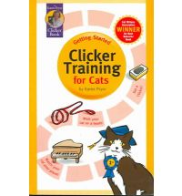 Boek_clickertraining_for_cats